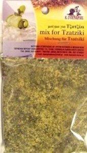 tzaziki kruiden en salade kruiden