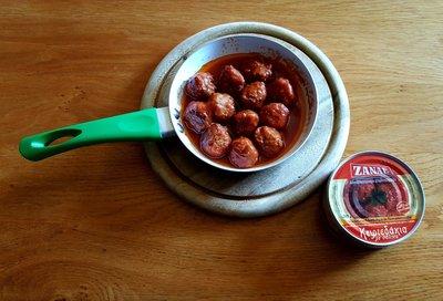 keftadakia-griekse gehaktballetjes in tomatensaus