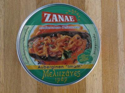 aubergine-Melizanes in olie gebakken